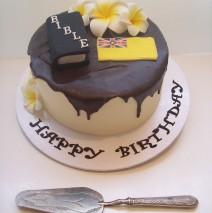 Niue Cake $195