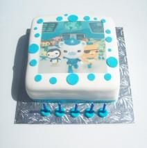 Octonauts Cake $139