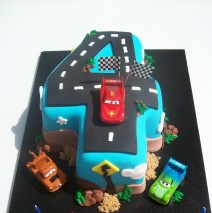 Cars 4 Cake $249