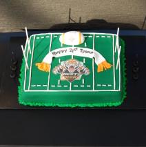 Football Cake $295