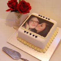 Edible Image Cake $139