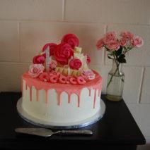 Large Drip Cake $395