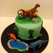 Baby Dinosaur Cake $195
