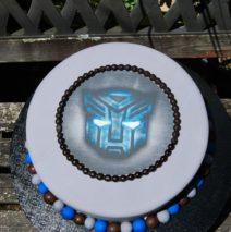 Transformers Cake $195