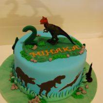 Dinosaur Cake $295