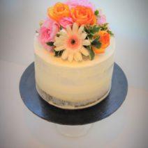 Semi Naked Cake $195