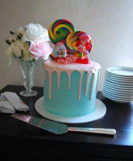 Strawberry Shortcake Cake $195
