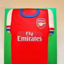 Arsenal Cake $295