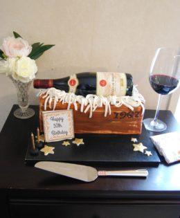 Wine Cake $250