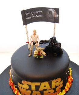 Star Wars Cake $195