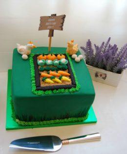 Garden Cake $250