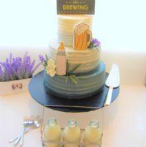 Baby Shower Cake $395