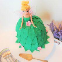 Tinkerbell Cake $220