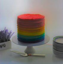 Rainbow Cake $149