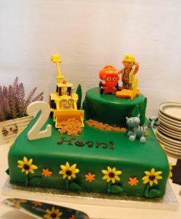 Bob the Builder Cake $350