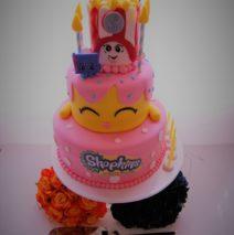 Shopkins Cake $449