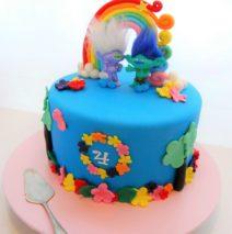 Troll Cake $250