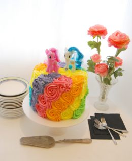 My Little Pony Cake $195