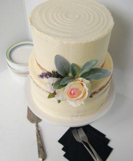 Semi Naked Cake $395