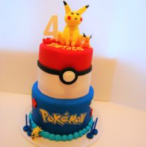Pokemon Cake $350