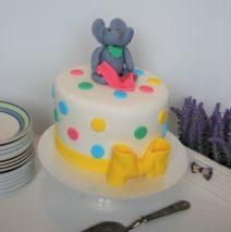 Gender Reveal Cake $195