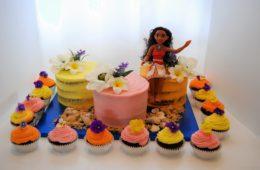 Moana Cakes $295