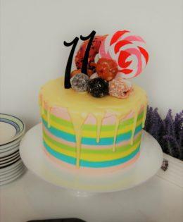 Dunkin Doughnuts Cake $195