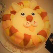 Lion Cake $295