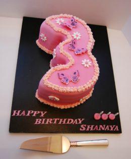3rd Birthday Cake $250