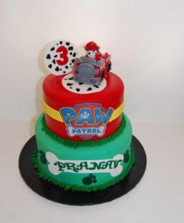 Paw Patrol Cake $350