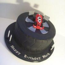 Tyre Mag Wheel Cake $299