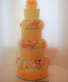 Ombre 4 Tier Cake $795