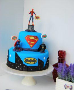 Super Hero Cake $315
