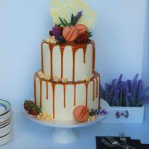 Caramel Drizzle Cake $295