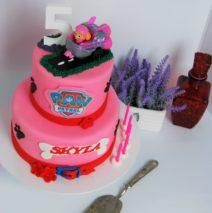 Paw Patrol Girls Cake $349