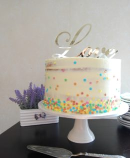 LOVE Cake $250