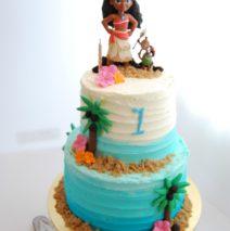 Moana Cake $295