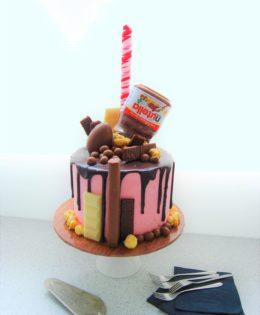 Nutella Cake $195
