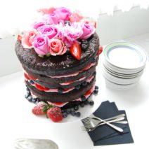 Naked Cake $195
