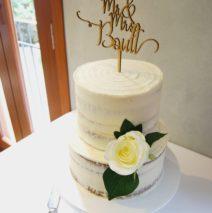 Vegan Wedding Cake $395