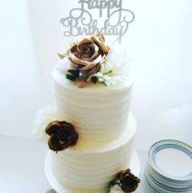 Vegan Birthday Cake $395